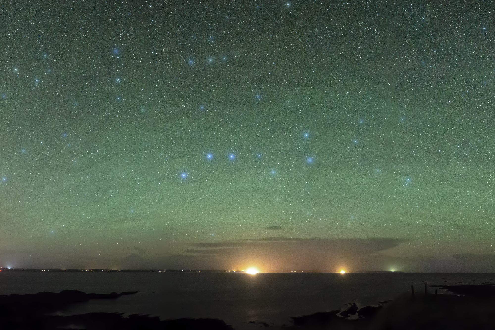 Ursa Major Airglow
